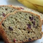 Banana-Zucchini Bread - This moist and delicious breakfast bread is a blend of two all-time favorites. The flavors of banana and zucchini intensify when the bread is cooled. Serve this walnut and cranberry studded bread with sweet cream butter or your favorite jam.