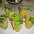Apple Julep - A great blend of juices that is great with breakfast or anytime.