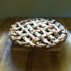 Three Berry Pie