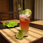 Strawberry Mojito - I had this drink at a popular chain restaurant and decided to try it at home.  I have served it at a couple different gatherings now and it has always been given rave reviews. It's the perfect drink for a hot summer day!