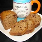 Mummy's Tea Bread - Chopped dates keep this easy, quick bread moist and tender, making it ideal for holiday gift giving. Substitute raisins for dates, if you wish.
