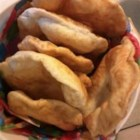 Fry Bread I - A traditional North American treat.  Serve with jam or honey.