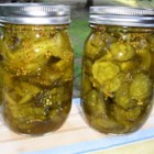 Bread and Butter Pickles I - Cool, crisp and delicious!