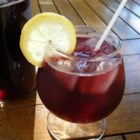 Agua de Jamaica (Hibiscus Water) - This drink is served throughout Mexico.  It is nice and refreshing.  It is similar to a tart cranberry tea drink.