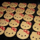 Sugar Cookies X - Everyone who eats them falls in love with them.  They are very delicate, and cook rather quickly.  Just cook them till they are brown around the outside edge.