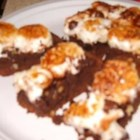 Mocha Mudslide Brownies - A brownie recipe for adults to enjoy!!!