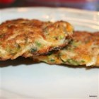 Vegetable and Feta Latkes - Try this colorful take on traditional potato pancakes. Stir shredded zucchini, potatoes and carrots into a batter of eggs, matzo meal, parsley and feta cheese. Fry until golden brown. You'll love the creamy bite of feta with the tender veggie crunch.