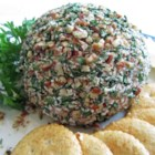 Tuna Ball - There's nothing fancy about the Tuna Ball, but it tastes great at parties and other get togethers. Chopped pecans give this blend of tuna, cream cheese and onion a light crunch. I love this appetizer with veggies, crackers and veggies.