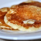 International Pancakes - These buttermilk griddle cakes are light and fluffy, and go down so easy with butter and syrup.