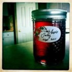 Mary Wynne's Crabapple Jelly - This is a fresh tasting, pure jelly with no pectin added. Just the goodness of your backyard. No commercial pectin is required as crabapples have high natural pectin content.