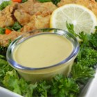 Yummy Honey Mustard Dipping Sauce - This is an awesome blend of mustard with a wonderful hint of honey.