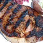 Doreen's Steak Marinade - Sherry, honey and ginger transform soy sauce into a delicious marinade for steaks.