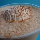 Pumpkin Pie Shake - Pumpkin pie filling, evaporated milk, and vanilla ice cream are blended into a shake in this recipe.