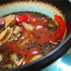 Photo of: Garbanzo Bean and Sausage Stew - Recipe of the Day
