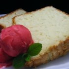 Whipping Cream Pound Cake - Moist, rich, fine-textured pound cake.