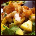 Jicama and Pineapple Salad in a Cilantro Vinaigrette - Sweet and tangy work well together in this palate-pleasing salad.