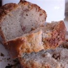 Cinnamon Bread I - Light, mildly spiced and crowned with butter and cinnamon sugar, this quick bread is bound to be a big hit.