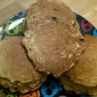 Oatmeal Pancakes I - Light and fluffy oatmeal pancakes made with real rolled oats and tangy buttermilk.
