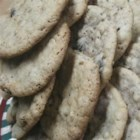 Oatmeal Sugar Cookies