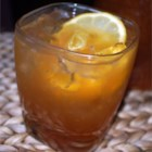 Iced Tea III - A cool, refreshing beverage of lemon-enhanced tea.