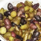 BBQ Potato Roast - This is a basic recipe for grilling potatoes that may be altered to taste. The key is that grilled potatoes, whether lightly seasoned or adorned with your favorite condiments, taste GREAT!