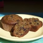 Honey Bran Muffins - Pineapple juice and golden raisins add a fruity sweetness to these bran muffins made with shredded wheat-bran cereal, honey and brown sugar.  Since you must refrigerate the batter, mix it up at night so you can bake them up fresh for breakfast in the morning.