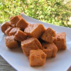 Pumpkin Marshmallows - Made with pumpkin puree and dusted with cocoa powder, these soft, airy marshmallows taste like pumpkin pie. You'll need a stand mixer for this recipe, which takes 24 hours to make.