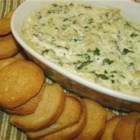 Spinach and Artichoke Dip -  This is the best. Your guests will go mad and want the recipe. Please give it to them. Consisting of spinach, artichoke hearts, mayonnaise and plenty of cheese, it bakes in the oven until bubbly and all the cheese is melted.