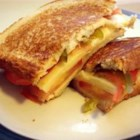 Photo of: Fried Green Tomato Sandwich - Recipe of the Day