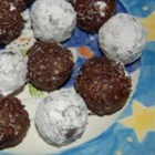 Photo of: Cocoa Rum Balls - Recipe of the Day
