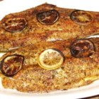 Broiled Spanish Mackerel - This simple recipe for fish cooked under the broiler uses lemon slices, paprika, salt, and pepper to season fresh Spanish mackerel.