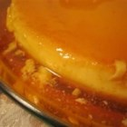 Flan Mexicano (Mexican Flan) - A creamy, rich, orange-scented custard displays a golden syrupy topping of caramelized sugar in this classic Mexican dessert. It's been a treasured family secret for years.