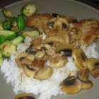 Easier Chicken Marsala