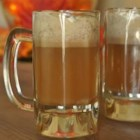 Butterbeer III - This version of  'butterbeer' is topped with a brown sugar-accented whipped cream.