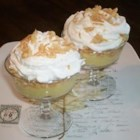 Extra Special Banana Pudding - The extra special ingredient is a coconut crust in this pudding made with instant banana pudding mix and whipped topping.