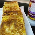 Easy Pina Colada French Toast Recipe