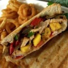 Amazing Southwest Cilantro Lime Mango Grilled Chicken Sandwiches - This is a recipe I came up with while trying to figure out what to do with stuff I had on hand.  It was so good my husband asked me to publish it and share it with the world.  Southwestern food is my specialty.  It is especially good with the Fabulous French Loaves recipe on this site.
