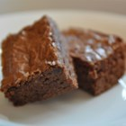 MMMMM... Brownies - Best brownies I've ever had!
