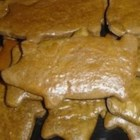 Marranitos (Mexican Pig-Shaped Cookies) - Marranitos (or cochinos, or puerquitos, as are they are called in some Mexican-American communities) are often called 'Gingerbread Pigs,' although they don't actually have ginger in them - and no cinnamon either. In fact, traditional marranitos get their delicious spicy-brown goodness from molasses. This recipe is a trans-pecos region variation, it uses the non-traditional addition of cinnamon. You may wish to try also adding a bit of dry ground ginger, and you may use a milk wash instead of an egg wash.