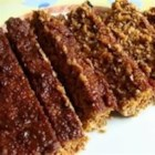 Meatless Loaf - This is a yummy vegetarian version of meatloaf! You can top it off with a ketchup glaze if you like.  Be sure to select a beef onion soup mix that does not contain any beef of beef products.
