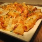 Baked Ziti Supreme - Baked ziti is the ultimate comfort food, and so, so easy to make.
