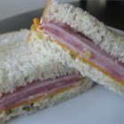Special Ham and Cheese Sandwiches - 'When I tire of ordinary meat and cheese sandwiches for my brown-bag lunch, I try creative alternatives,' explains Mattie Cheek of Lawrenceburg, Kentucky. 'I love these ham and cheese sandwiches because they're so convenient and a little different.'