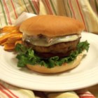 Turkey Meatloaf Burgers - The secret ingredient that keeps this turkey burger extra moist is the addition of applesauce! Serve this seasoned burger with your favorite toppings.