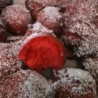 County Fair Style Kool-Aid(R) Drop Doughnuts - Doughnuts made with Kool-Aid(R) are a county fair favorite. These simple to make deep fried delights are sure to please your family at home, too!
