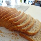 Simple Whole Wheat Bread