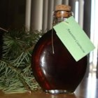 Amaretto - Homemade amaretto liqueur.