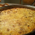 Faye's Duck Dressing - A rich, moist cornbread dressing made with duck is a special treat for your holiday table.