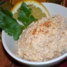Smoked Fish Dip - This recipe for smoked fish dip is world class, puts most others to shame, and is served in several prominent restaurants on the gulf coast of Florida.  We used smoked whitefish, well boned, but any other smoked fish should work.  Serve with crackers, lemon or lime wedges, and capers.