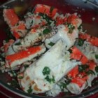 Main Dish Crab