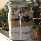 Cranberry Hootycreeks - A beautifully festive cookie in a jar recipe. These make great gifts.